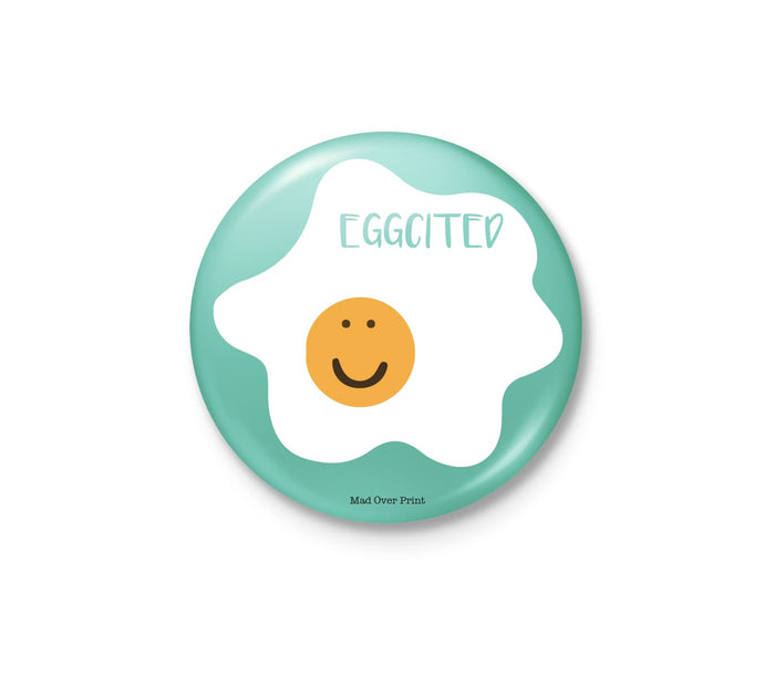 Eggcited Badge