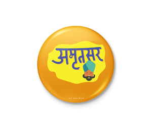 Amritsar Badge