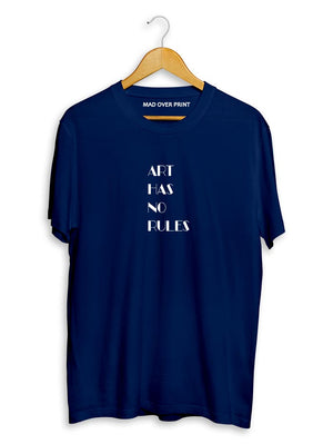 Art-has-no-rules T-Shirt ( Men)
