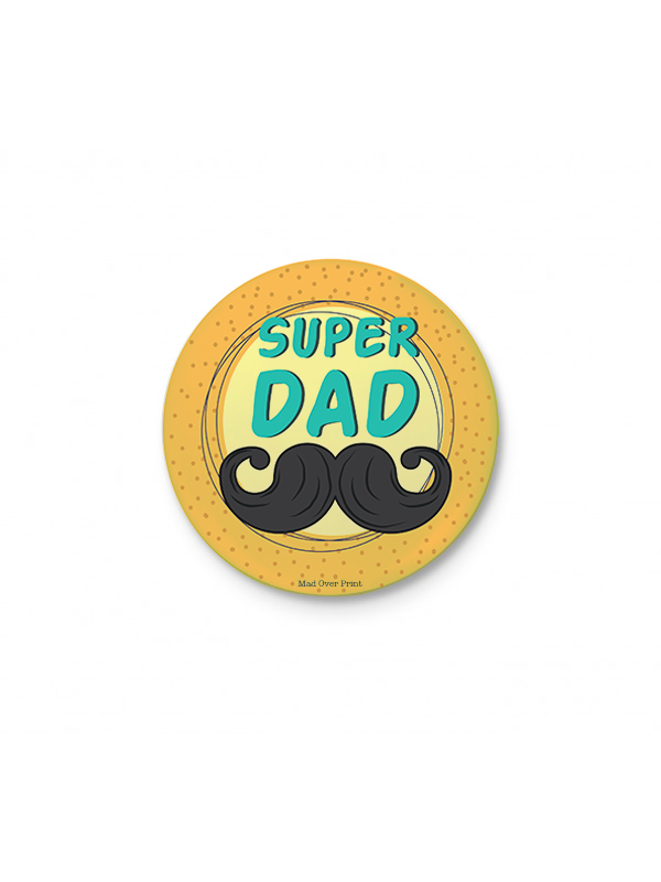 Super Dad Badge