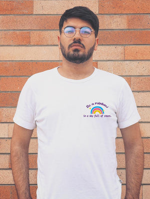 Rainbow T-shirt( Men)