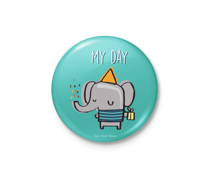 My Day Badge