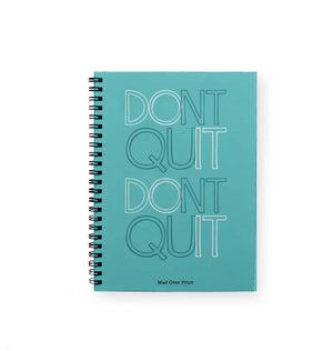 Don't Quit Notepad