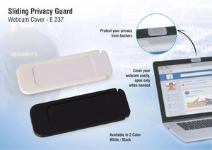 Sliding Privacy Guard Webcam Cover