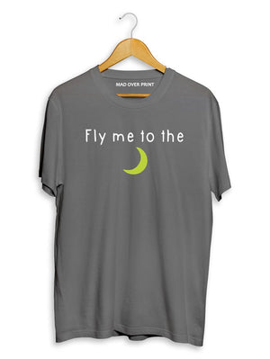 Fly-me-to-the-moon T-shirt (men)