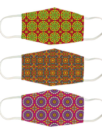 Indian Tribal set  - Pack of 3