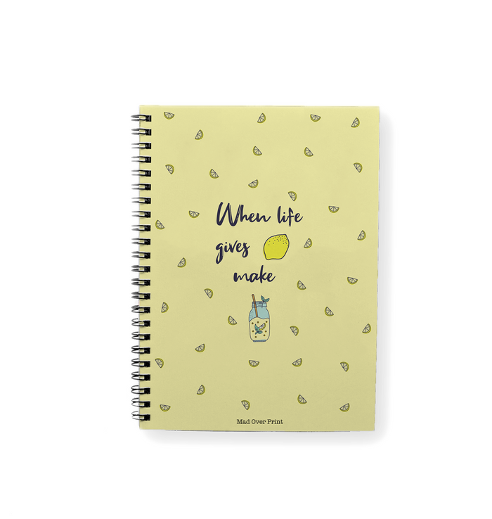 Stay Positive Notepad