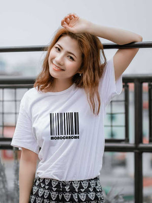 Monochrome T-shirt (women)