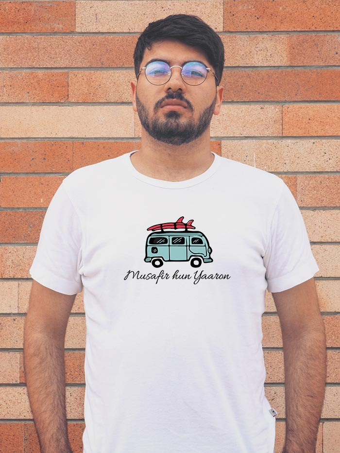 Musafir T-shirt (Men)