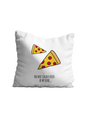 Pizza Of My Heart Cushion