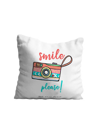 Smile Please Cushion