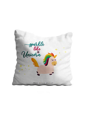 Sparkle-like-a-unicorn Cushion