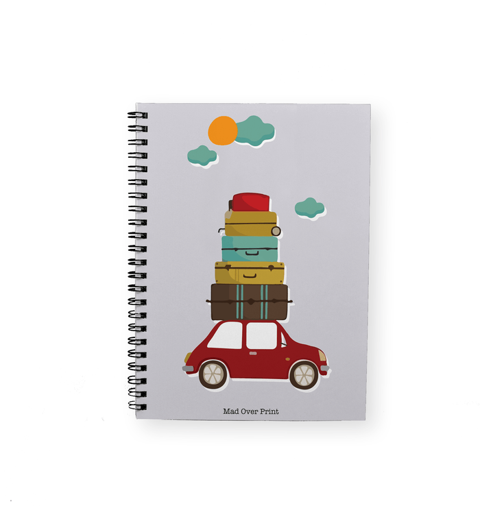Let's Travel Notepad