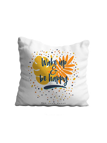 Be Happy Cushion