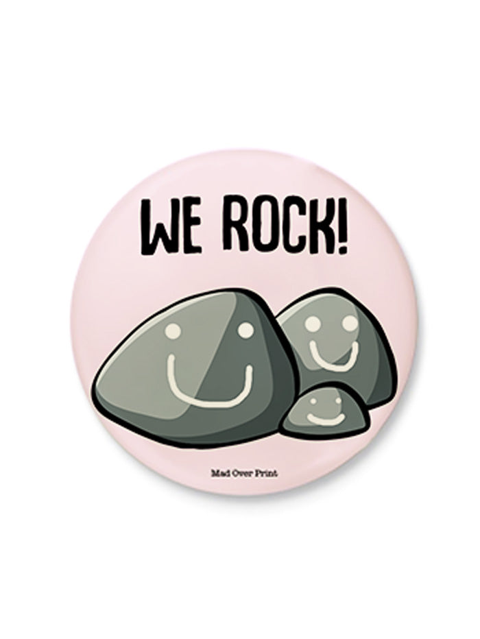 we-rock Badge