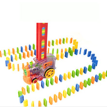 Load image into Gallery viewer, Automatic Domino Train For Kids