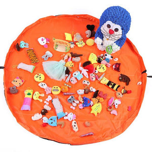 MessMonster - Toy Clean-up & Storage - babynetic