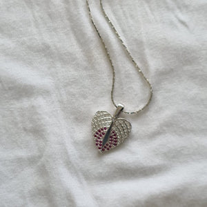 Angel heart wings Pendant