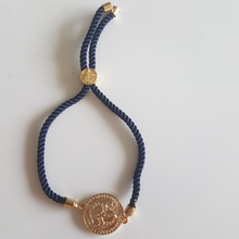 Load image into Gallery viewer, OM Bracelet - Gold color / Multiple colors
