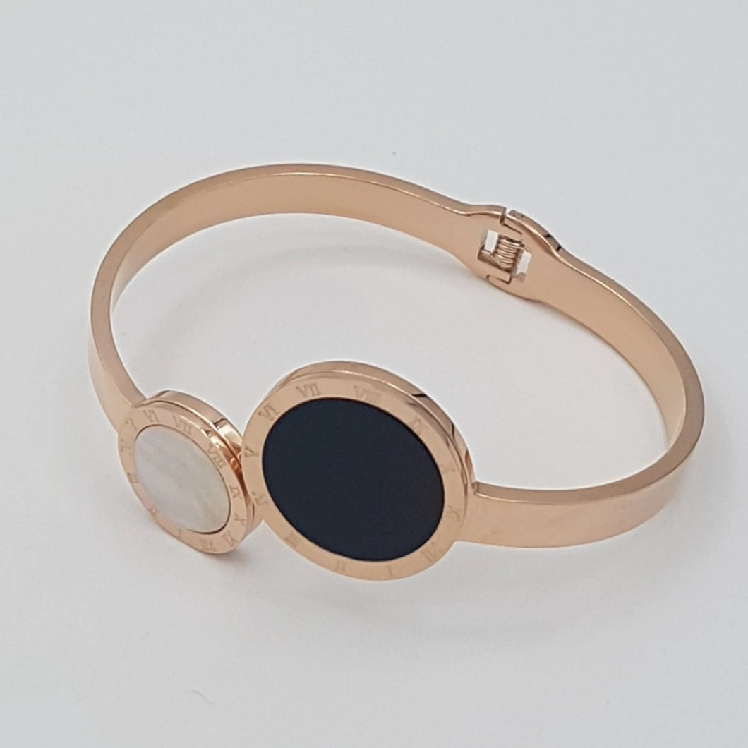 Roman Bracelet Rose gold Color