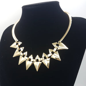 Adriana Spiky Necklace