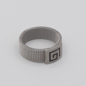 Net Ring for Men