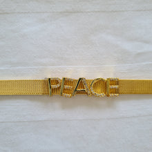Load image into Gallery viewer, Positive Bracelet - Gold