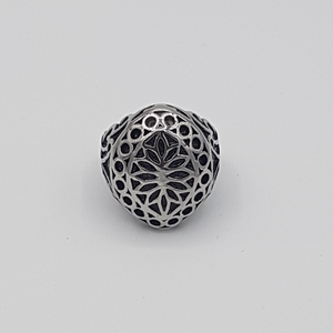 Men's Geometric Ring