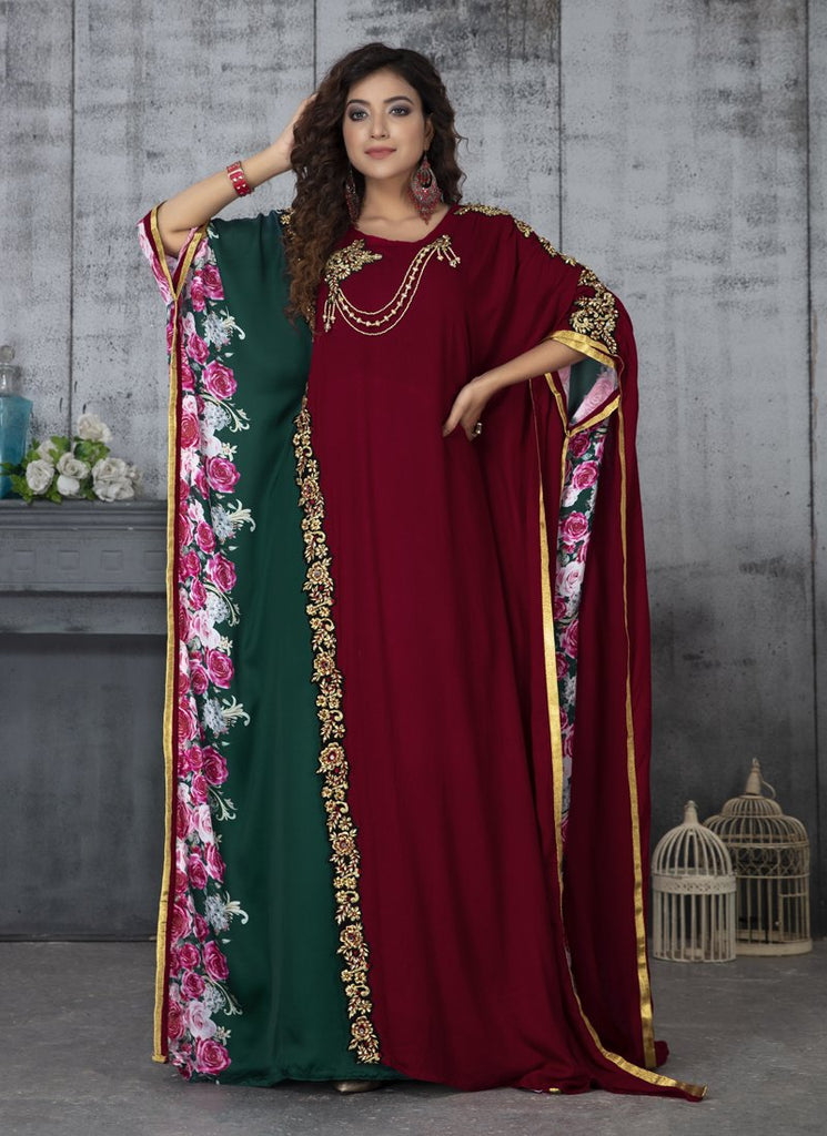 Islamic Fancy Hand Made Kaftan