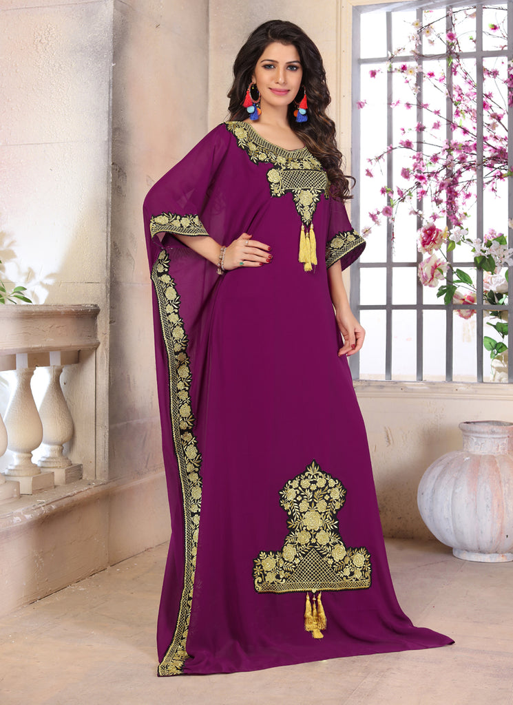 Woman Georgette Modest Islamic Clothing