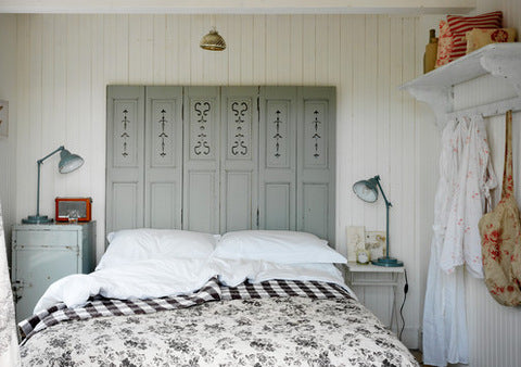 Authentic vintage revival bedroom ideas