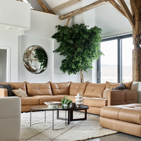 Tod Leather Sofas and Corner Groups | Annie Mo's