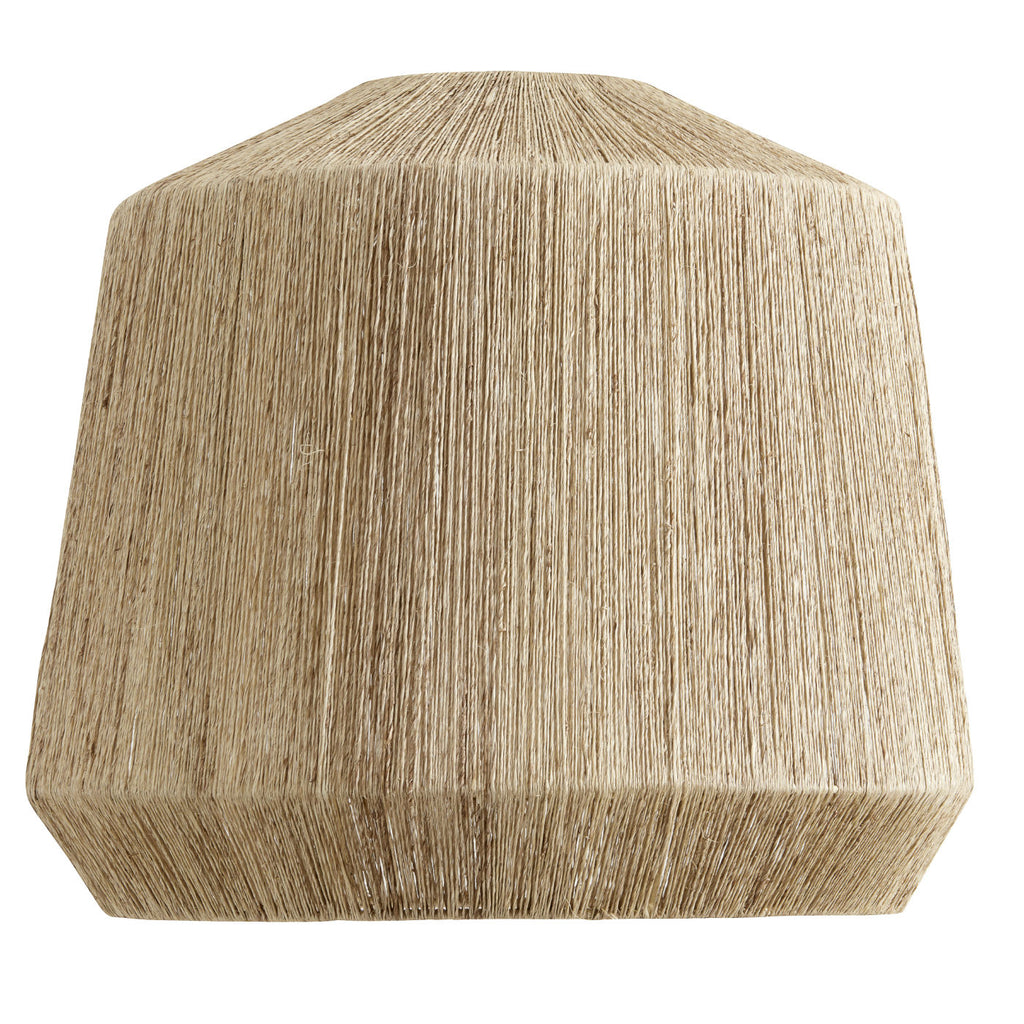 Large Natural Jute Lamp Shade | Annie Mo's