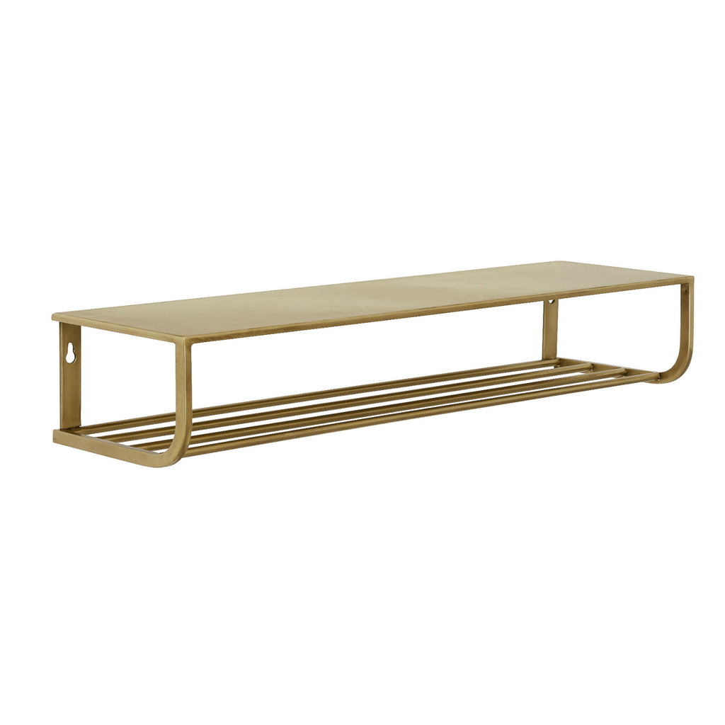 Metal Shelf - Gold Effect | Annie Mo's