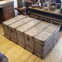 Empire RECLAIMED PINE BOX COFFEE TABLE | Annie Mo's