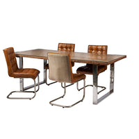 Railway Dining Table