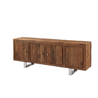 Railway 4 Drawer Sideboard | Annie Mo's