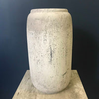 Tall Stone Effect Vase 44cm
