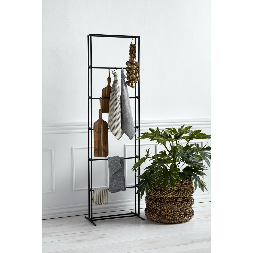 Iron Rack for Clothes etc, Black | Annie Mo's