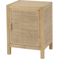 Natural Rattan and Cane Bedside 65cm | Annie Mo's