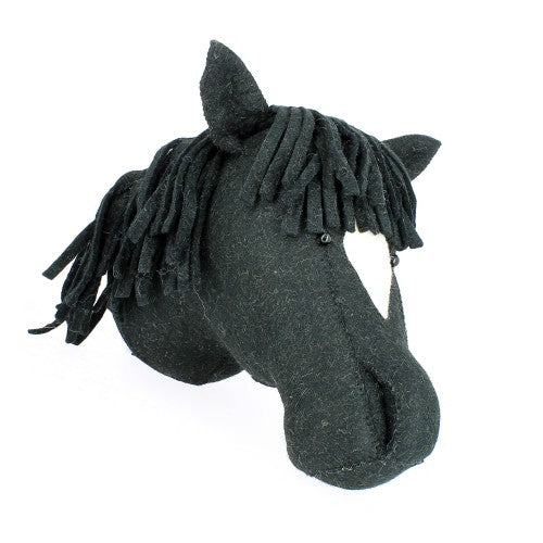 Black Beauty Horse | Annie Mo's
