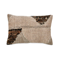 Brown Tones Cushion 40cm x 60cm | Annie Mo's