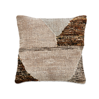 Brown Tones Cushion 50cm x 50cm | Annie Mo's