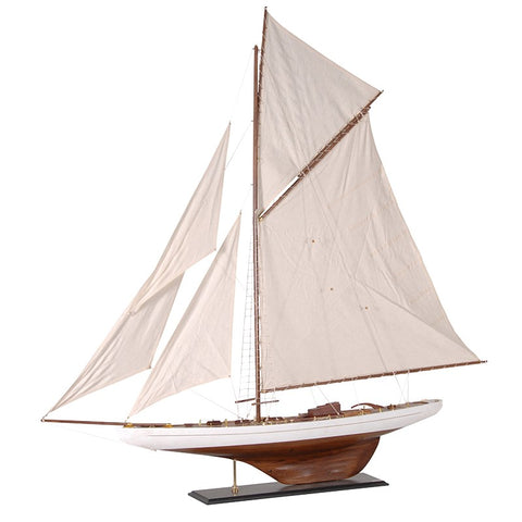 Large Wooden Sailboat 150cm | Annie Mo's