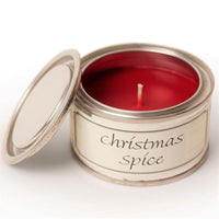 Christmas Spice Annie Mo's Tinned Candle | Annie Mo's