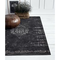 Grand Rug - Black and Grey - Different Sizes | Annie Mo's