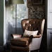 Farmhouse Luxe Wing Chair
