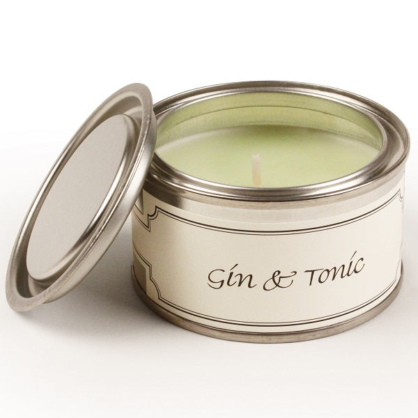 Gin & Tonic Annie Mo's Tinned Candle