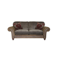 Hudson 2 Seat Sofa | Standard Back | Option 1 | Annie Mo's