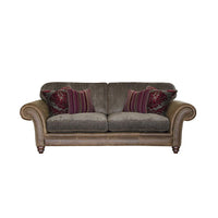 Hudson 3 Seat Sofa | Standard Back | Option 1 | Annie Mo's